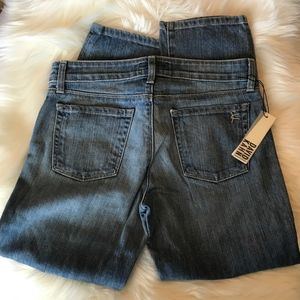 David Kahn Lana Crop Jeans
